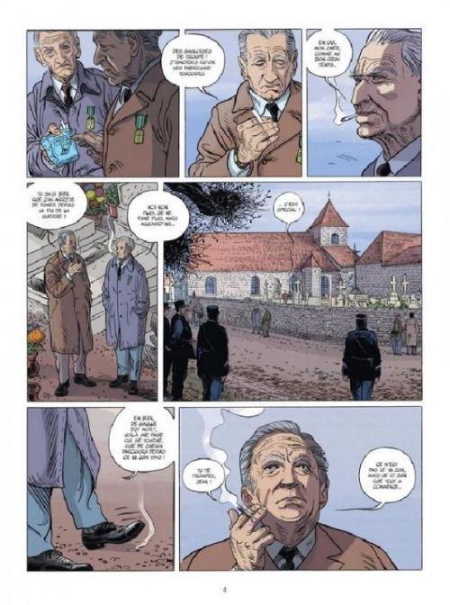 Les Compagnons de la libération : Pierre Messmer (0), bd chez Bamboo de Le Naour, Tarral, Blanchot