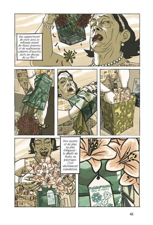 Mer d'Aral, bd chez Les éditions du Long Bec de Fernandes, Gomes