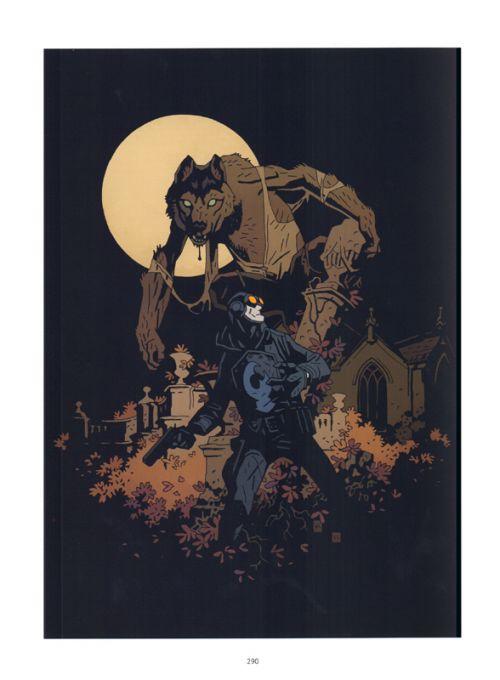 Hellboy : La Bible infernale -  Edition de luxe (0), comics chez Delcourt de Mignola, Stewart