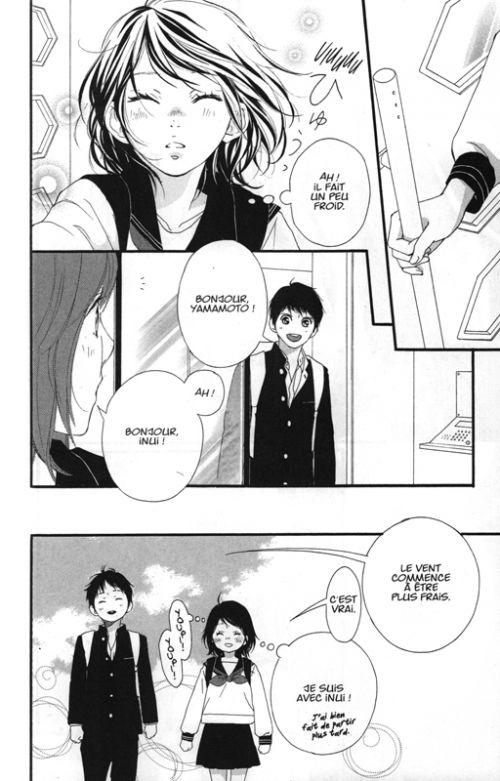 Love,Be Loved Leave,Be Left T8, manga chez Kana de Sakisaka