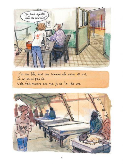 Les Deux vies de Pénélope, bd chez Le Lombard de Vanistendael
