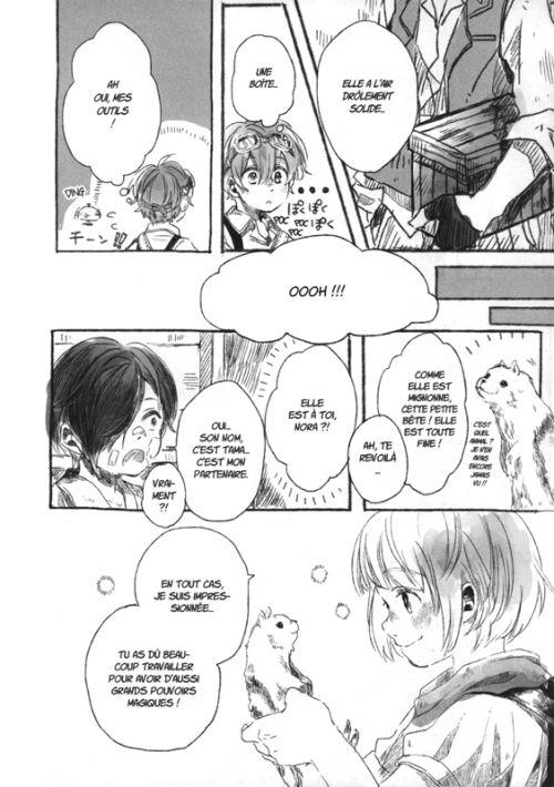 Beyond the clouds T3, manga chez Ki-oon de Nicke