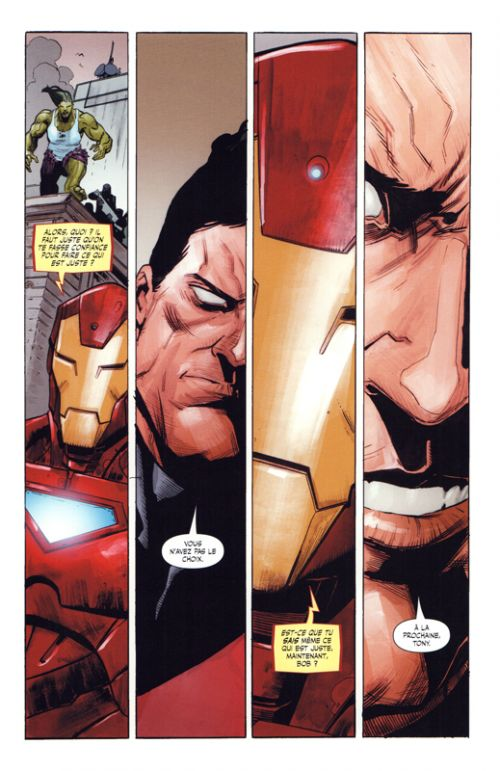 Sentry : L'homme de deux mondes (0), comics chez Panini Comics de Lemire, Jacinto, Cassara, Beredo, Hitch