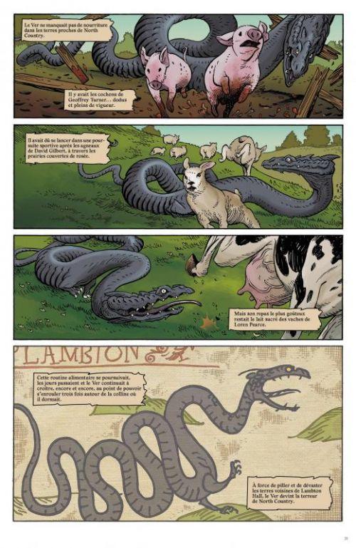 Jim Henson's The StoryTeller  T1 : Dragons (0), comics chez Kinaye de Rangel, Corona, Christenson, Bayliss, Pride, Hickman, Kelly