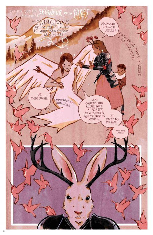 Jim Henson's The StoryTeller  T2 : Sorcières (0), comics chez Kinaye de Dow Smith, Vanderklugt, Vidaurri, Stokely, Rauch
