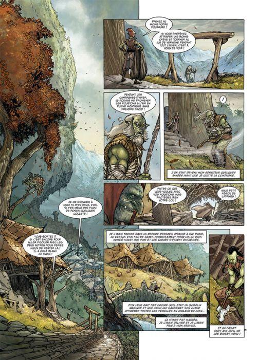 Orcs et Gobelins T7 : Braagam (0), bd chez Soleil de Jarry, Crety, Jacquemoire