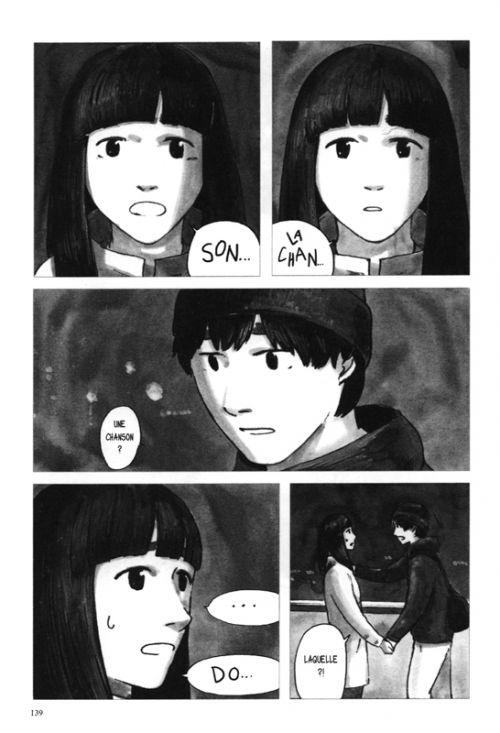 Quand la neige m'appelle, manga chez Chatto chatto de Aizawa