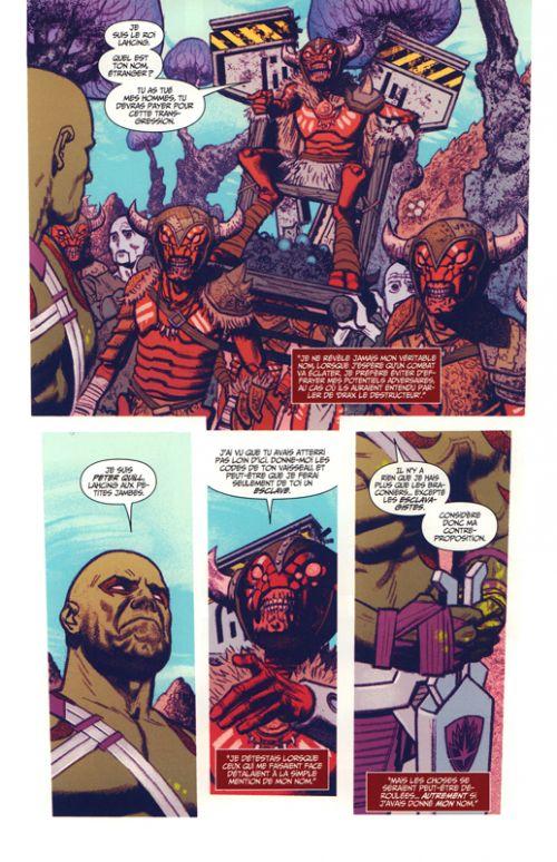All new les Gardiens de la galaxie  T2 : Le patrouilleur des étoiles (0), comics chez Panini Comics de Duggan, Boschi, Hawthorne, Smallwood, To, Kuder, Bellaire, Svorcina, Brown, Mattina