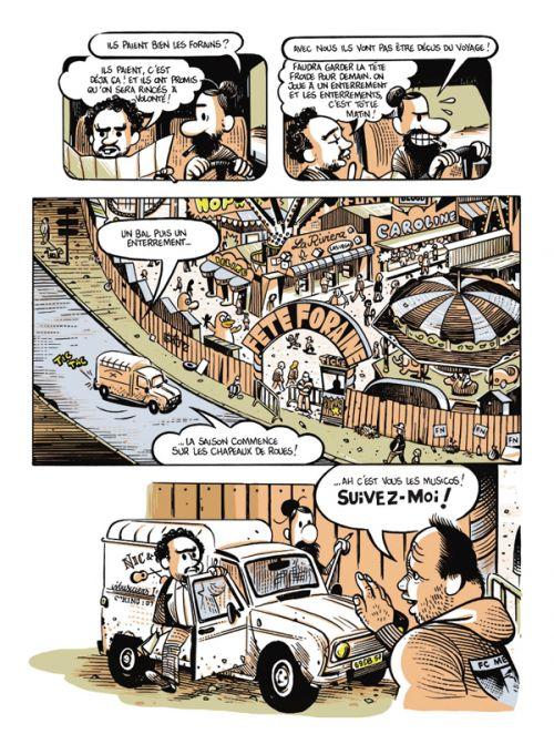 La Vengeance de Croc-en-jambe, bd chez Fluide Glacial de Moog, Lehmann