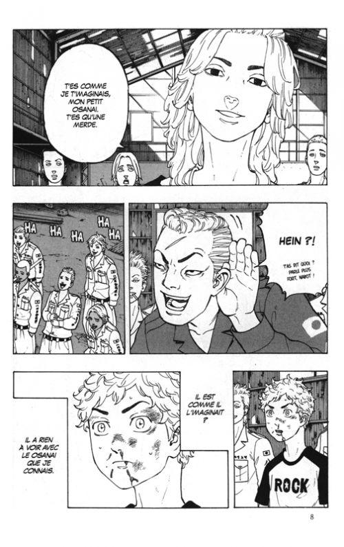 Tokyo revengers  T3, manga chez Glénat de Wakui