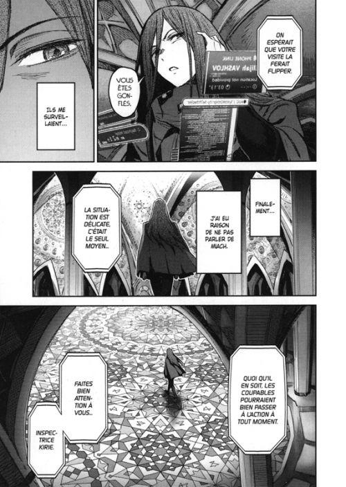 Harmony T2, manga chez Pika de Project Itoh, Minato
