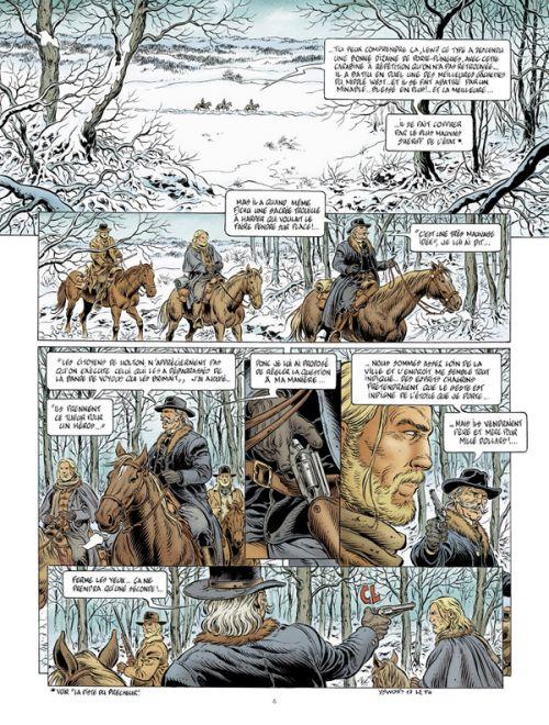 Lonesome  T2 : Les ruffians (0), bd chez Le Lombard de Swolfs, Swolfs