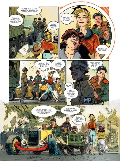 The Kong crew T1 : Manhattan jungle (0), bd chez Ankama de Hérenguel