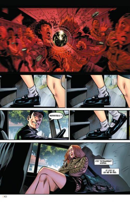 Ignited T1 : Activités (0), comics chez Les Humanoïdes Associés de Waid, Osajyefo, Briones, Crossley