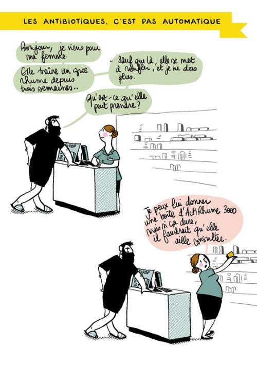 Carnets d'aventures ordinaires T1 : L'homme (0), bd chez Delcourt de Mademoiselle Caroline