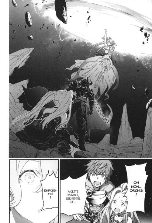 Granblue fantasy T6, manga chez Pika de Fugetsu, Cocho