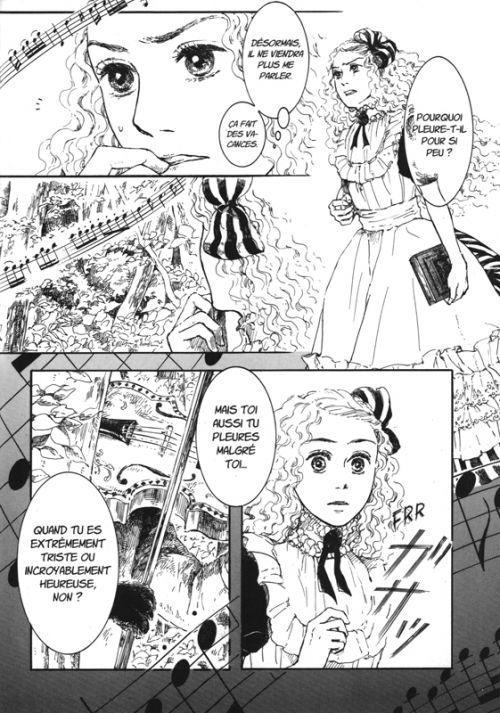 La reine des neiges et les cinq éclats, manga chez Nobi Nobi! de Hako