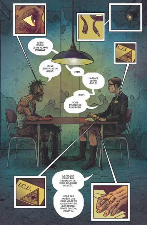 Ether T2 : Les Golems de cuivre (0), comics chez Urban Comics de Kindt, Rubin