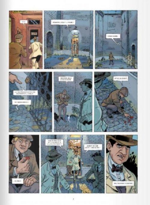 Shelton & Felter T3 : Billy Bowman a disparu (0), bd chez Kennes éditions de Lamontagne, Smulkowski