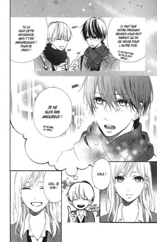 This is not love, thank you T4, manga chez Soleil de Yuki