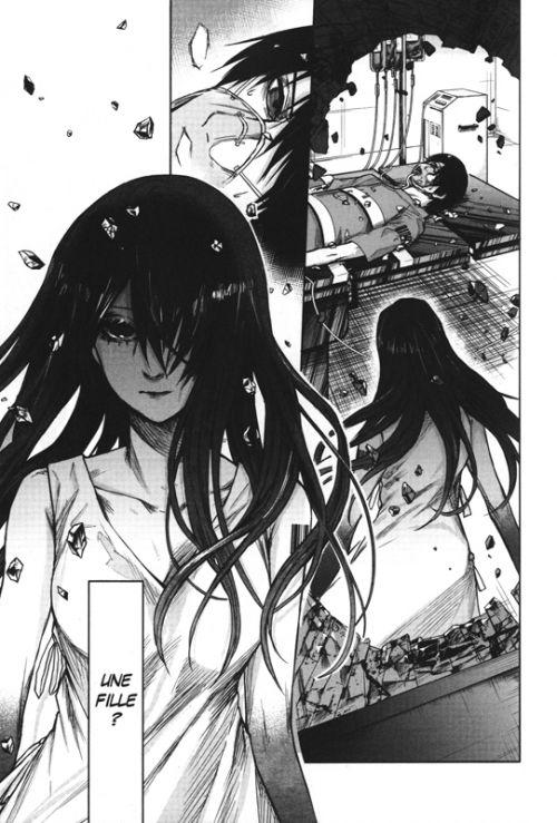Blue phobia, manga chez Glénat de Tsuruyoshi