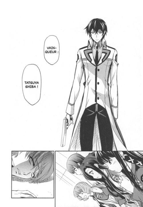 The irregular at magic high school T2, manga chez Ototo de Sato, Hayashi, Kitaumi