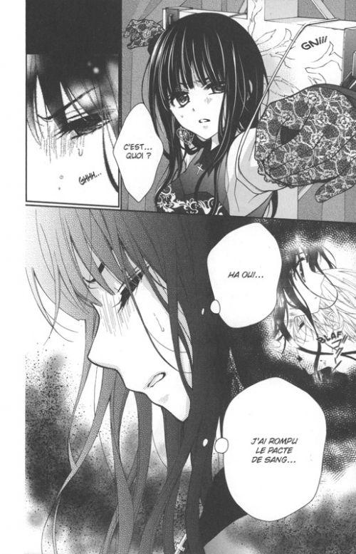 Chocolate vampire T2, manga chez Soleil de Kumagai