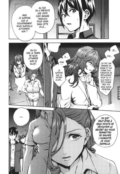 World's end harem T6, manga chez Delcourt Tonkam de Link, Shôno