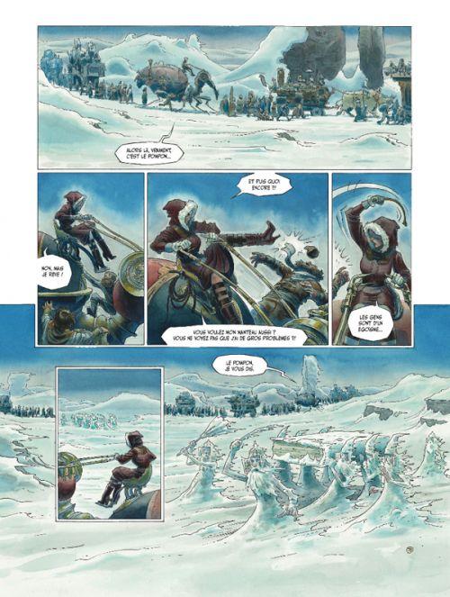Azimut T5 : Derniers frimas de l'hiver (0), bd chez Vents d'Ouest de Lupano, Andreae
