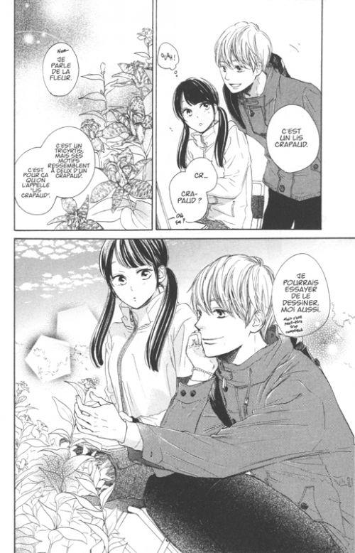 Jardin secret T3, manga chez Kana de Ammitsu