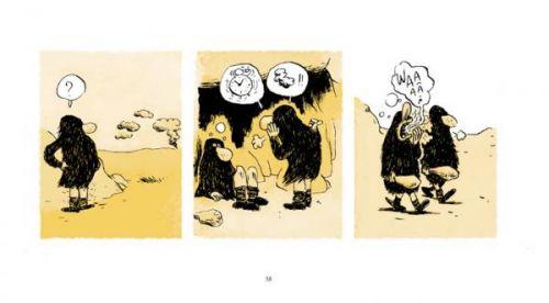 La Grande aventure, bd chez Editions Rouquemoute de Bouzard