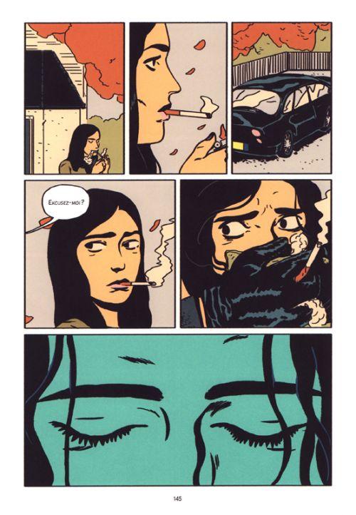 Tumulte, comics chez Presque Lune de Dunning, Kennedy