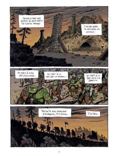Donjon antipodes : L'Armée du crâne (0), bd chez Delcourt de Trondheim, Sfar, Panaccione, Walter