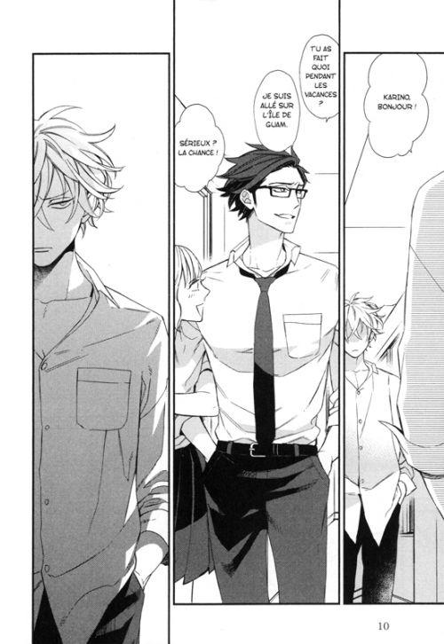 Caste heaven  T4, manga chez Taïfu comics de Ogawa