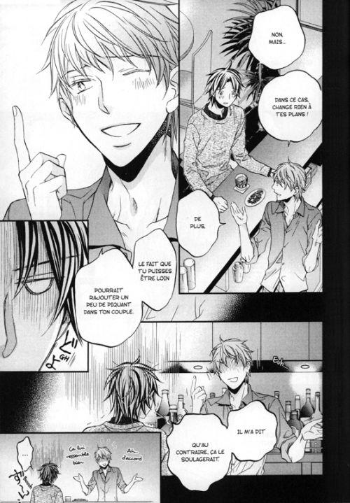 The tyrant who fall in love T11, manga chez Taïfu comics de Takanaga