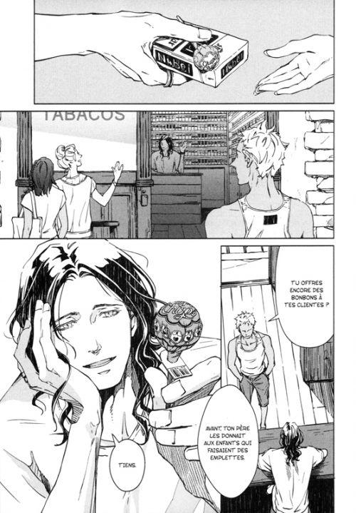 Liquor & cigarette, manga chez Taïfu comics de Zariya