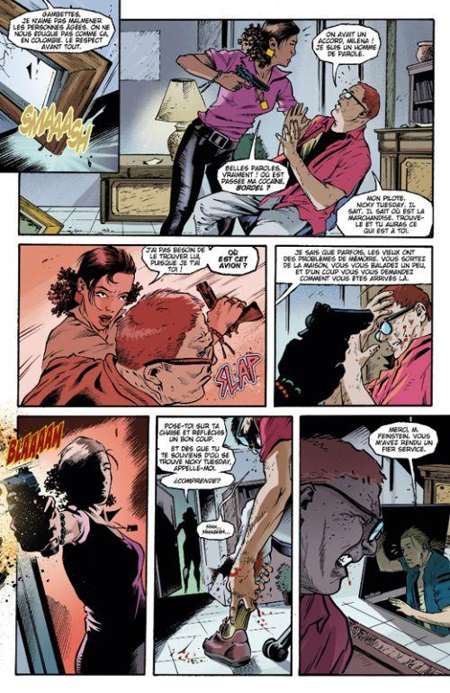 Meyer : Derniers pas dans la mafia (0), comics chez Les Humanoïdes Associés de Lang, Mutti, Szymanowicz, Martinbrough