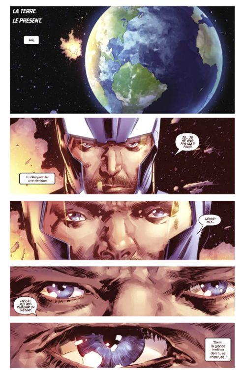 X-O Manowar T3 : Héros (0), comics chez Bliss Comics de Kindt, Juan Jose Ryp, Hairsine, Giorello, Villarubia, Rodriguez, Dalhouse, Larosa