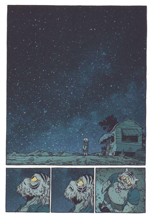 Loba Loca T3, comics chez Ankama de Run, Singelin
