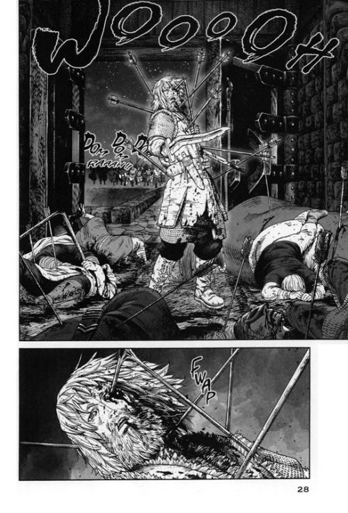 Vinland Saga T22, manga chez Kurokawa de Yukimura