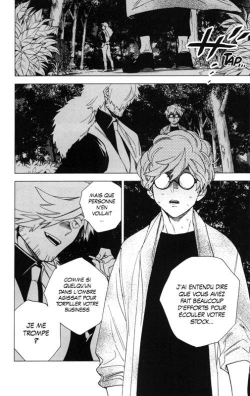 Kemono incidents T4, manga chez Kurokawa de Aimoto