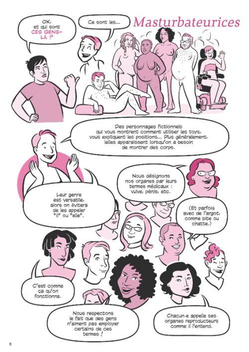 Les Joies du sex-toy T2 : et autres Plaisirs Coupables (0), bd chez Glénat de Moen, Nolan