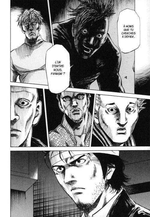 L'Ile infernale – Saison 2, T3, manga chez Komikku éditions de Ochiai