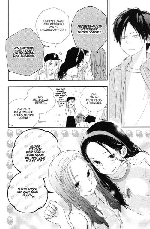 Irrésistible T6, manga chez Kana de Mase