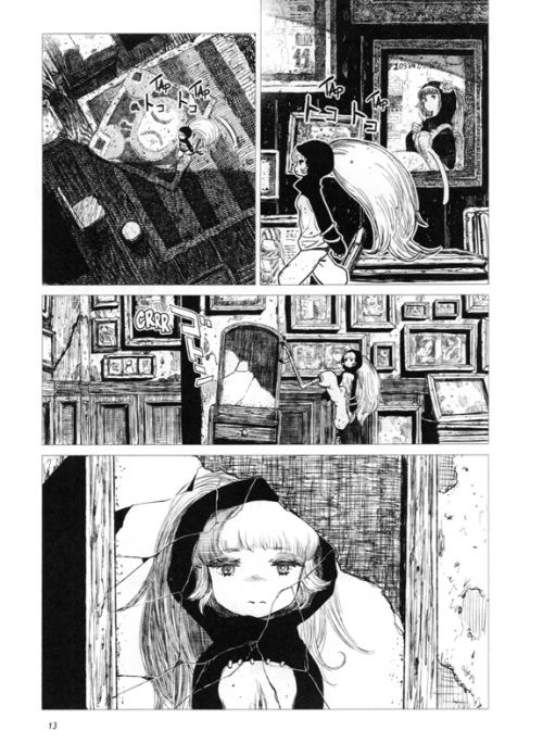 Tsugumi project T3, manga chez Ki-oon de Ippatu