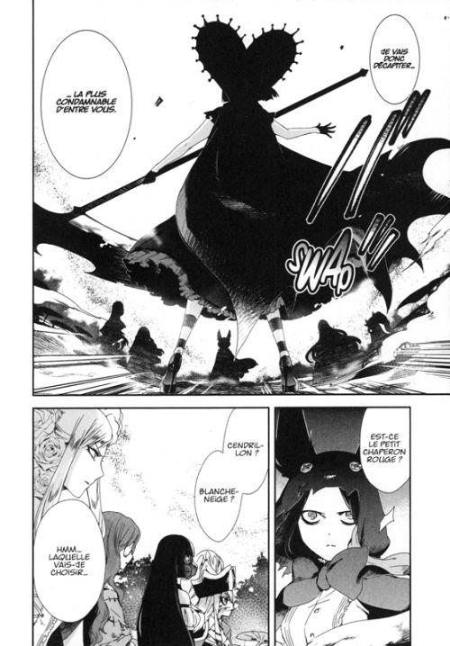 Heroines game T2, manga chez Kana de Tabasa