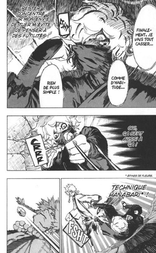 Hell's paradise T6, manga chez Kazé manga de Kaku