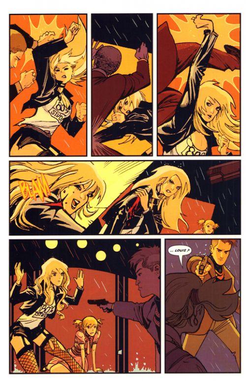 Birds of prey  : Black Canary (0), comics chez Urban Comics de Rosenberg, Fletcher, Moritat, Jarrel, Wu, Guerra, Loughridge, Lapointe