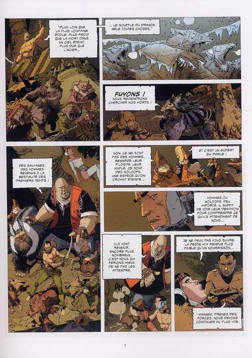 Elias le maudit T3 : Le soldat d'argile (0), bd chez Les Humanoïdes Associés de Corgiat, Mastantuono, Matterne