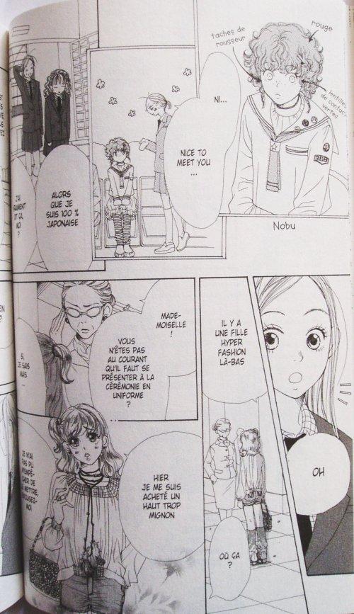 Lovely complex T3, manga chez Delcourt de Nakahara